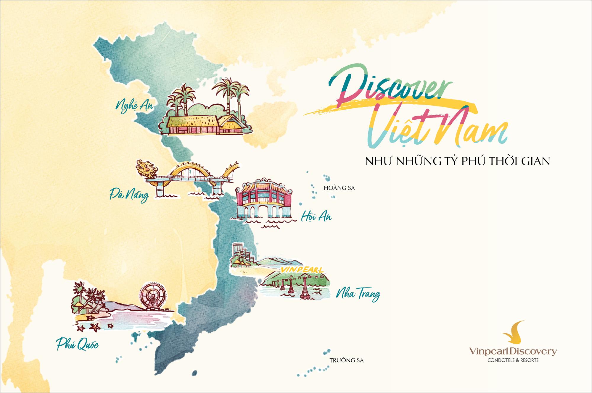 5 thiên đường biển tại Việt Nam với nhiều trải nghiệm thú vị cho kỳ nghỉ lễ trước hè - Ảnh 1.
