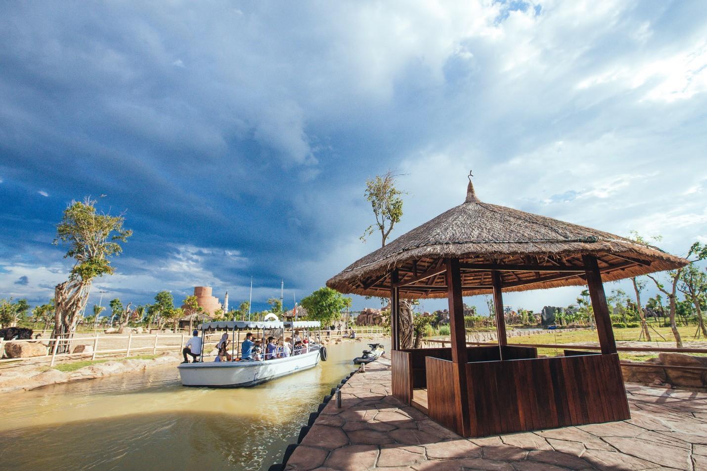 Một vòng khám phá River Safari - Công viên bảo tồn động vật hoang dã trên sông tại Hội An - Ảnh 3.
