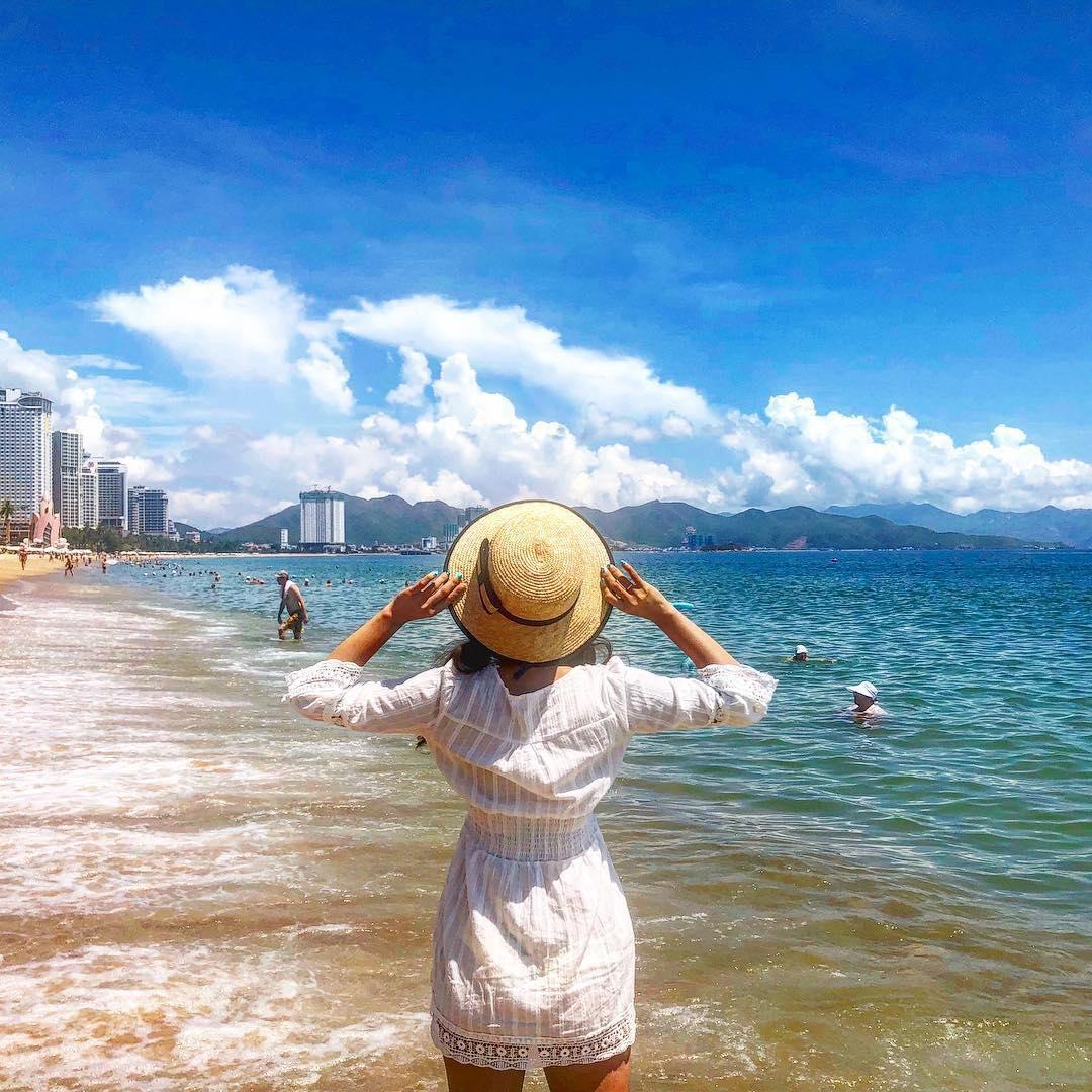 Ngất ngây trước vẻ đẹp của bờ biển Việt Nam và chỉ xem thôi đã muốn xách ba lô lên mà đi - Ảnh 13.