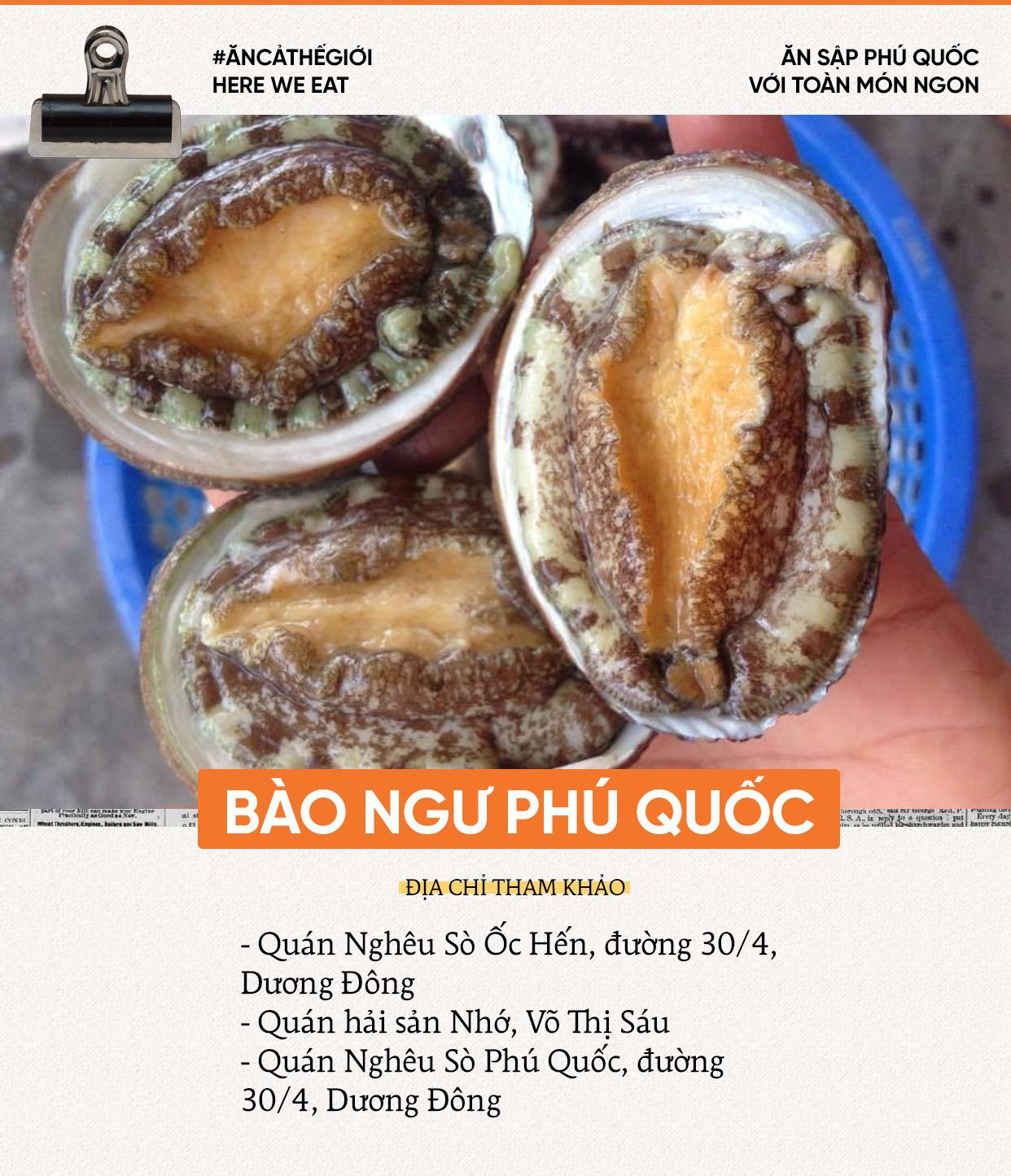 Nhớ ăn sập Phú Quốc với toàn món đặc sản hấp dẫn khi đến đây nhé - Ảnh 5.