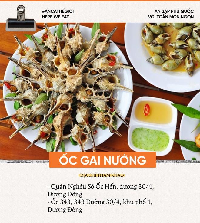Nhớ ăn sập Phú Quốc với toàn món đặc sản hấp dẫn khi đến đây nhé - Ảnh 11.