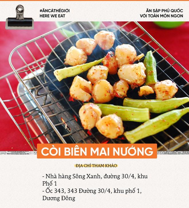 Nhớ ăn sập Phú Quốc với toàn món đặc sản hấp dẫn khi đến đây nhé - Ảnh 17.