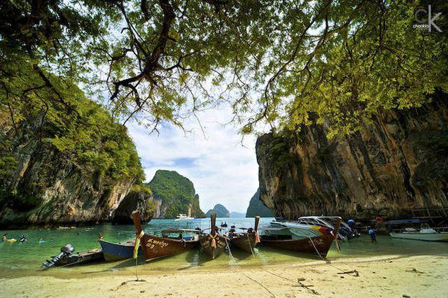 4 thiên đường biển ở Châu Á nhất định phải đến trong mùa hè này - Ảnh 20.