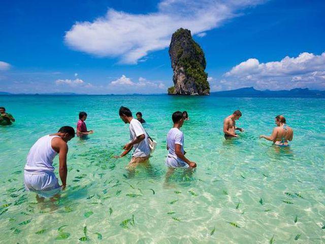 4 thiên đường biển ở Châu Á nhất định phải đến trong mùa hè này - Ảnh 21.