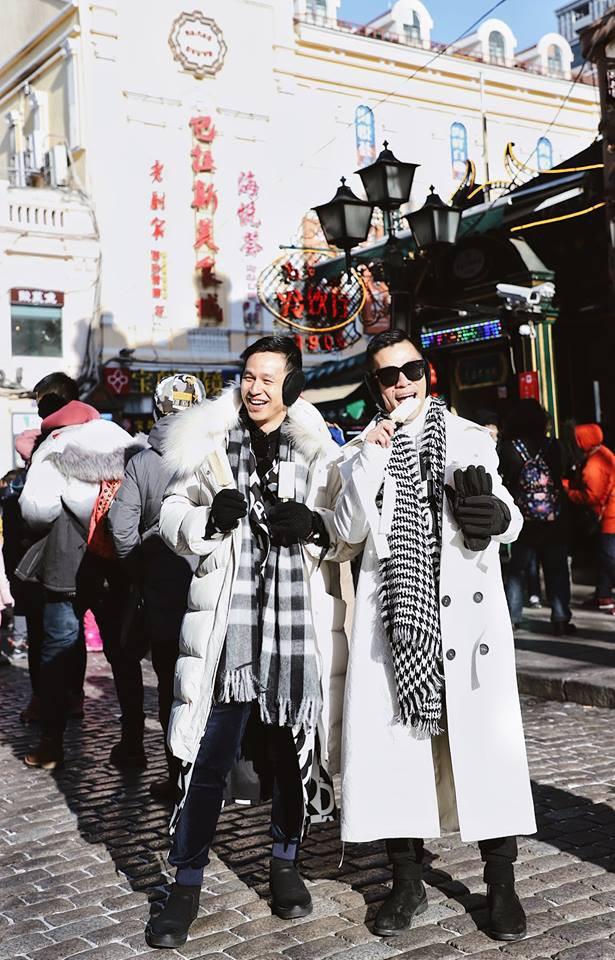 Thách thức bản thân với chuyến đi đến Thành phố băng siêu đẹp của Trung Quốc: Lúc lạnh nhất có thể xuống tới -40 độ! - Ảnh 14.
