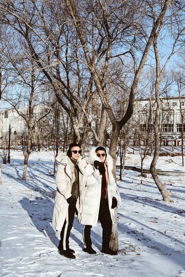 Thách thức bản thân với chuyến đi đến Thành phố băng siêu đẹp của Trung Quốc: Lúc lạnh nhất có thể xuống tới -40 độ! - Ảnh 15.