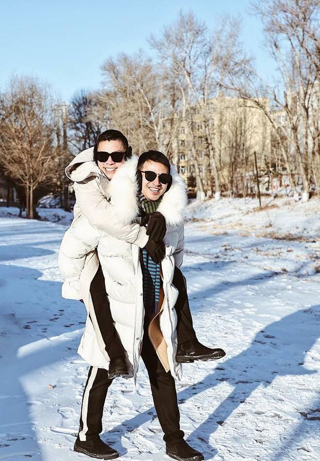 Thách thức bản thân với chuyến đi đến Thành phố băng siêu đẹp của Trung Quốc: Lúc lạnh nhất có thể xuống tới -40 độ! - Ảnh 21.