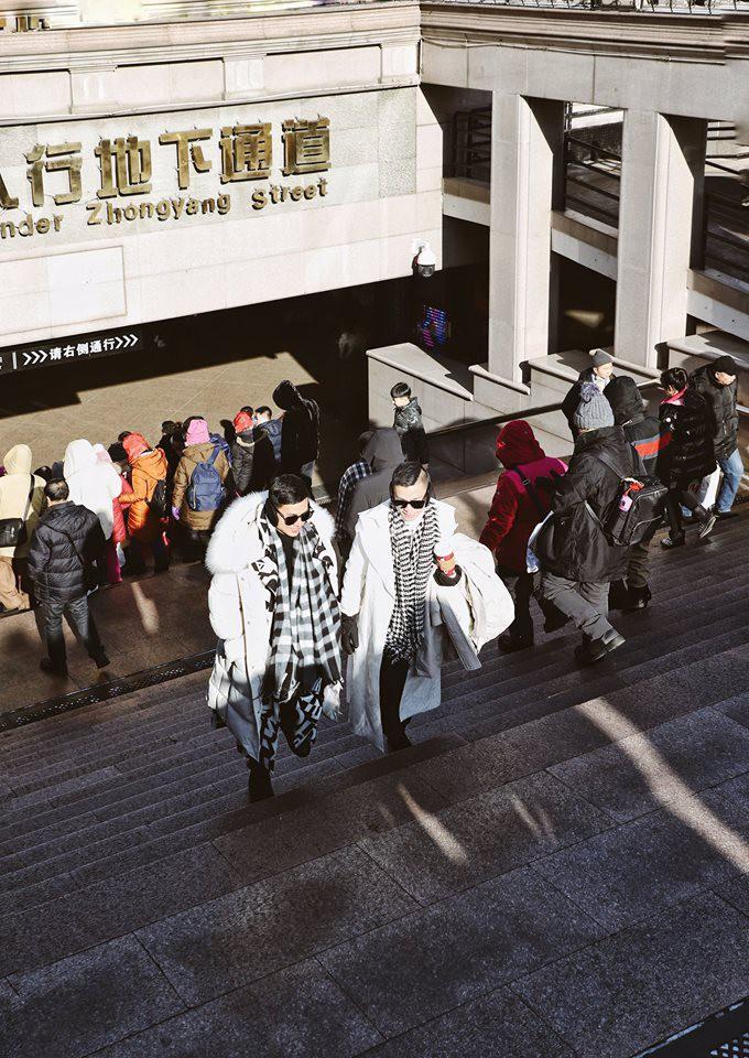 Thách thức bản thân với chuyến đi đến Thành phố băng siêu đẹp của Trung Quốc: Lúc lạnh nhất có thể xuống tới -40 độ! - Ảnh 26.