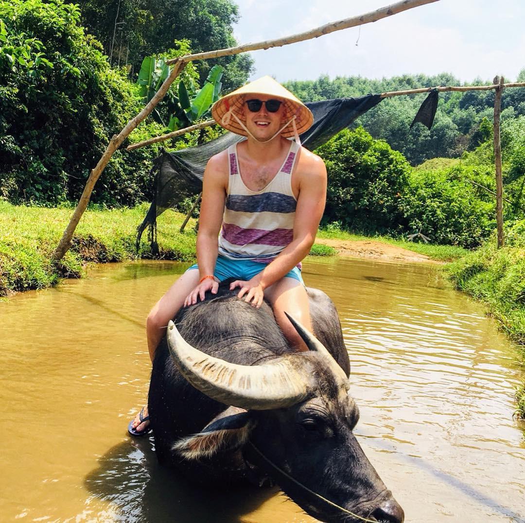 """Cần gì đến Bali, tại Việt Nam cũng có xích đu gỗ view trọn thung lũng tha hồ cho bạn """"thót tim"""" bay lượn! - Ảnh 25."""