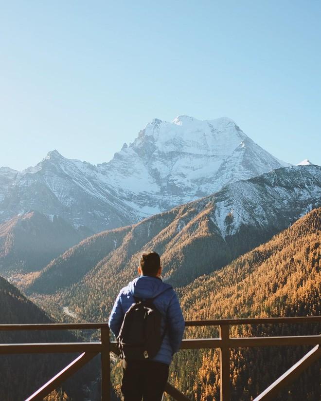 Ít ai biết Trung Quốc có một nơi được mệnh danh tận cùng nhân gian: Đường đi vô cùng khó khăn, phong cảnh đẹp đến choáng ngợp! - Ảnh 11.