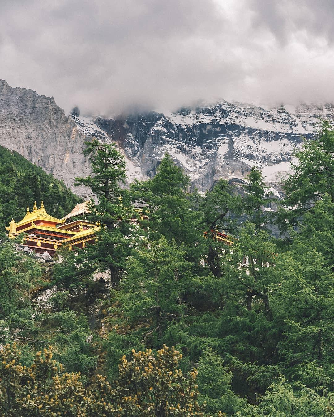 Ít ai biết Trung Quốc có một nơi được mệnh danh tận cùng nhân gian: Đường đi vô cùng khó khăn, phong cảnh đẹp đến choáng ngợp! - Ảnh 3.