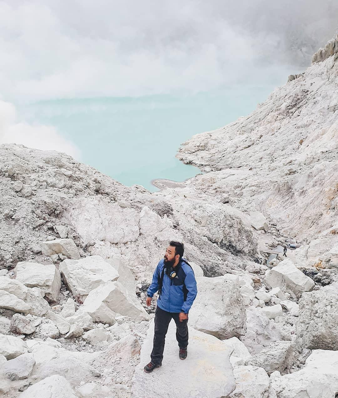 Đã mắt với hành trình chinh phục miệng núi lửa nổi tiếng nhất Indonesia của blogger du lịch đến từ Sài Gòn - Ảnh 6.