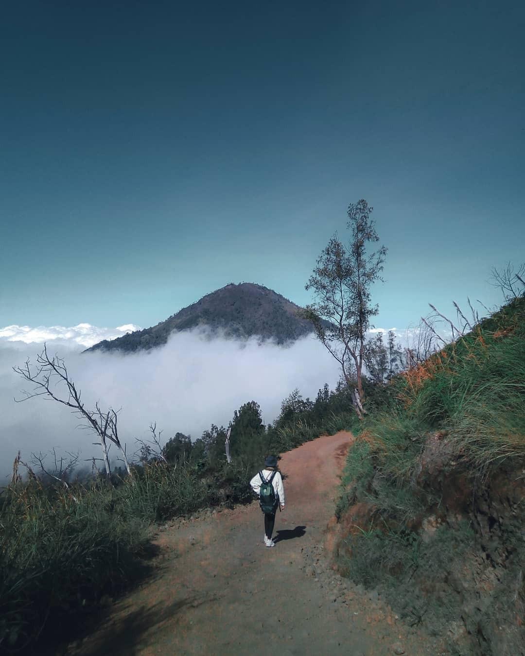 Đã mắt với hành trình chinh phục miệng núi lửa nổi tiếng nhất Indonesia của blogger du lịch đến từ Sài Gòn - Ảnh 8.