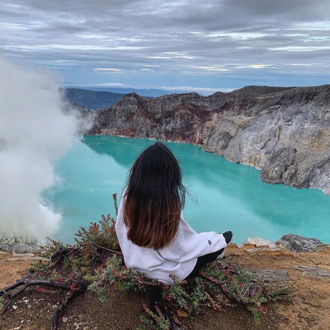 Đã mắt với hành trình chinh phục miệng núi lửa nổi tiếng nhất Indonesia của blogger du lịch đến từ Sài Gòn - Ảnh 9.