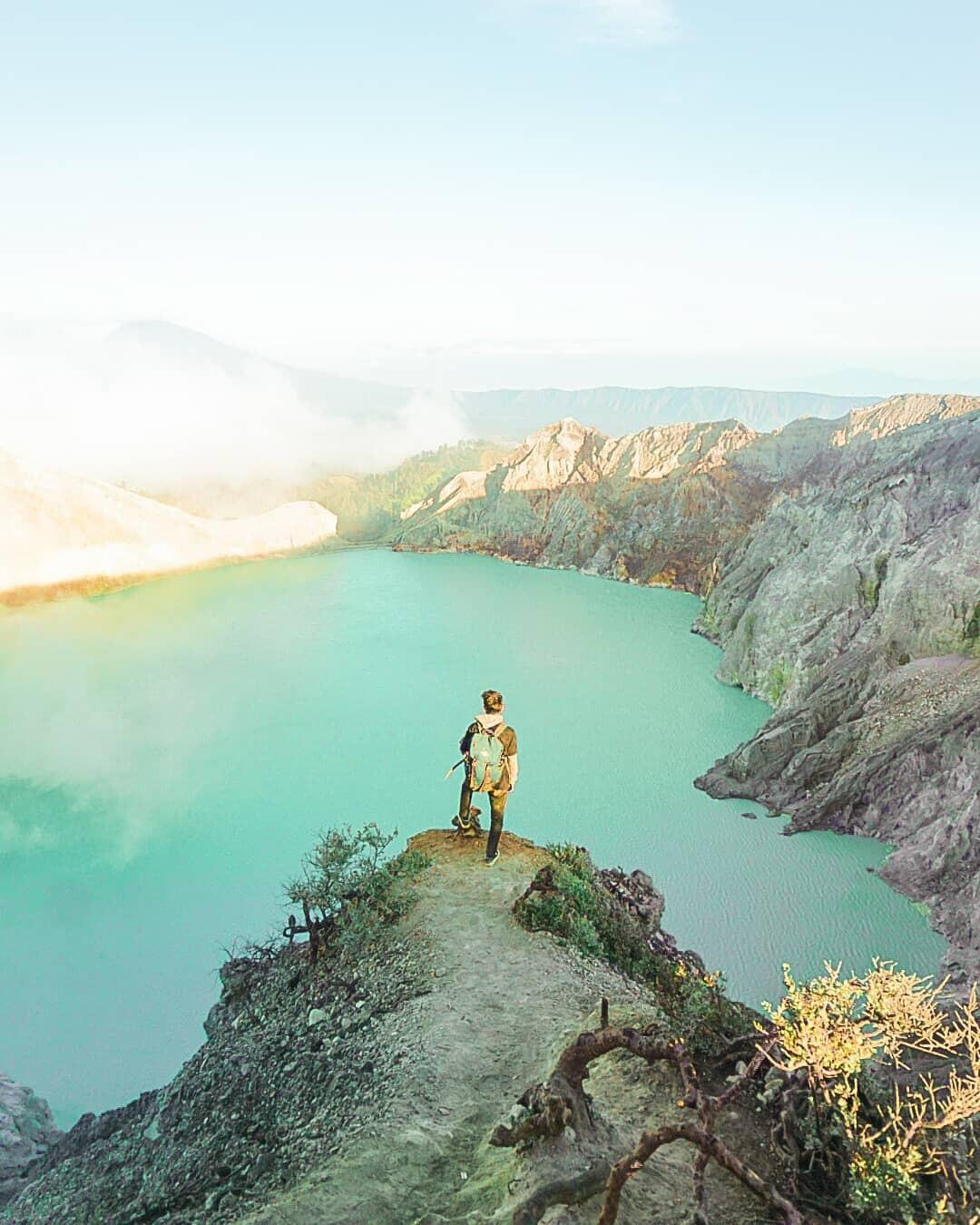 Đã mắt với hành trình chinh phục miệng núi lửa nổi tiếng nhất Indonesia của blogger du lịch đến từ Sài Gòn - Ảnh 10.