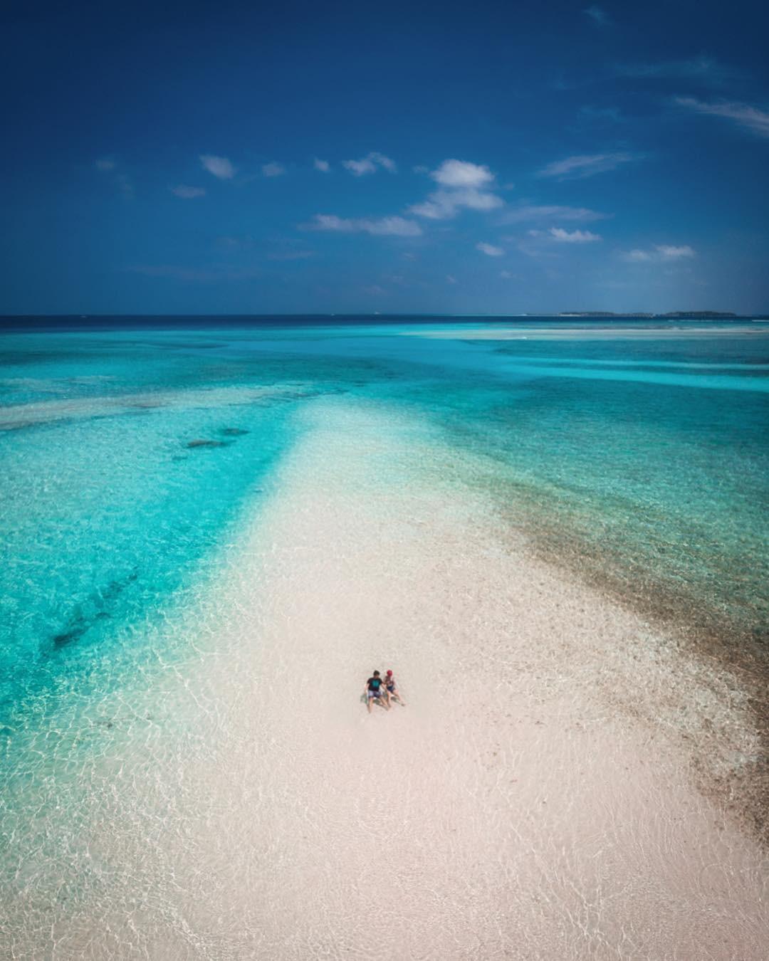 Bộ ảnh thiên đường hạ giới Maldives vừa được cô gái Việt Nam check in trông cũng rất gì và này nọ - Ảnh 3.