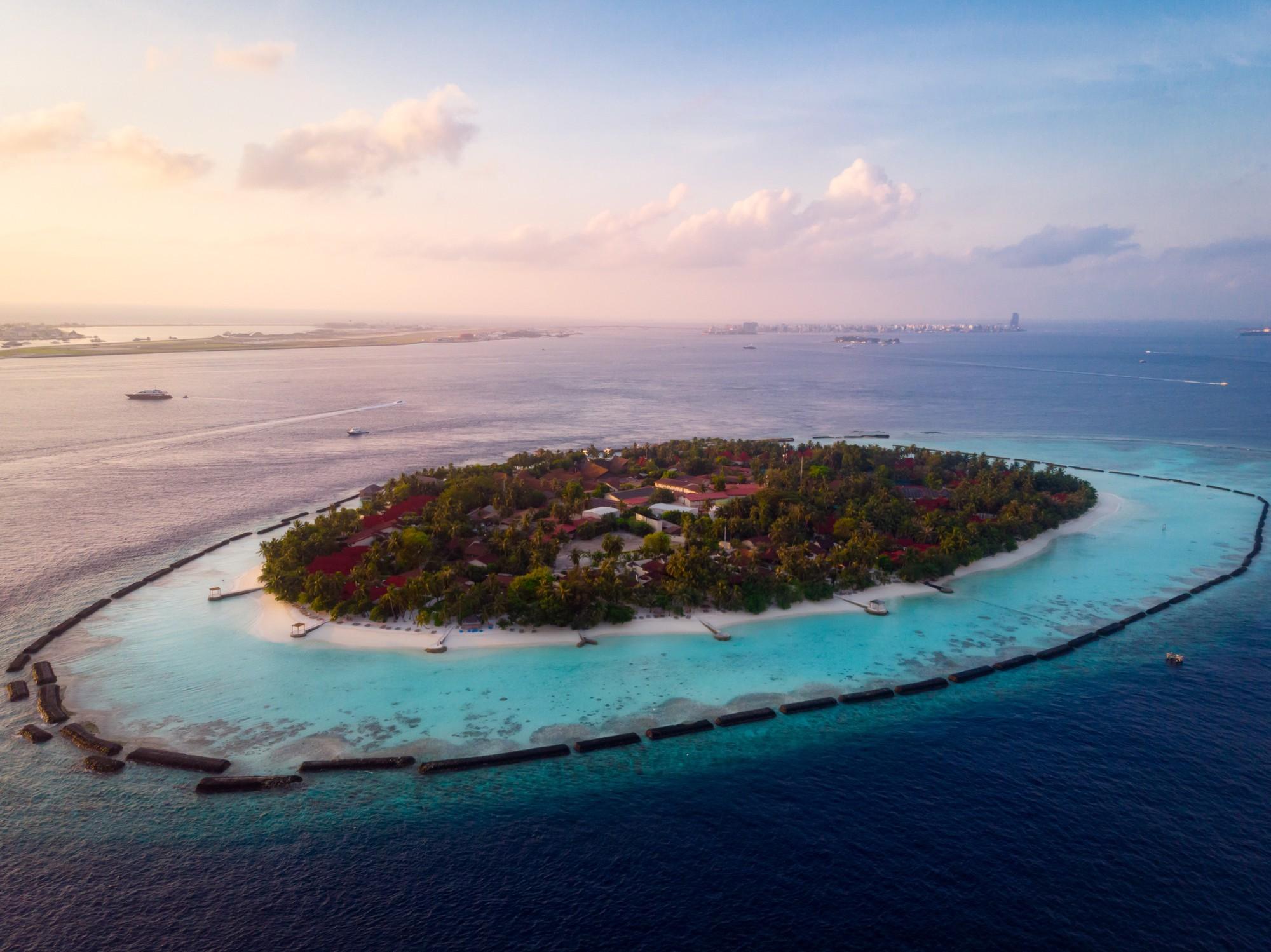 Bộ ảnh thiên đường hạ giới Maldives vừa được cô gái Việt Nam check in trông cũng rất gì và này nọ - Ảnh 4.