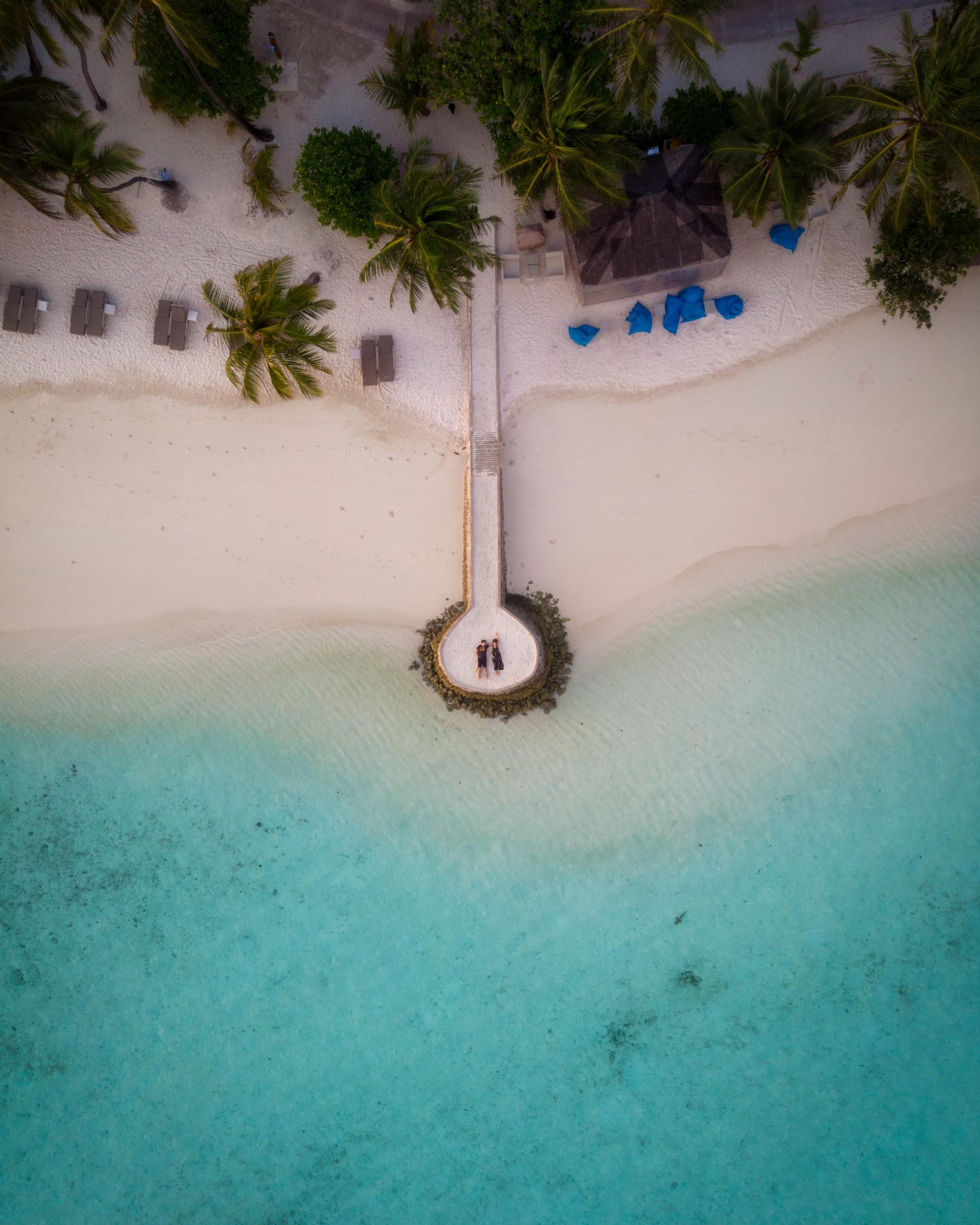 Bộ ảnh thiên đường hạ giới Maldives vừa được cô gái Việt Nam check in trông cũng rất gì và này nọ - Ảnh 5.