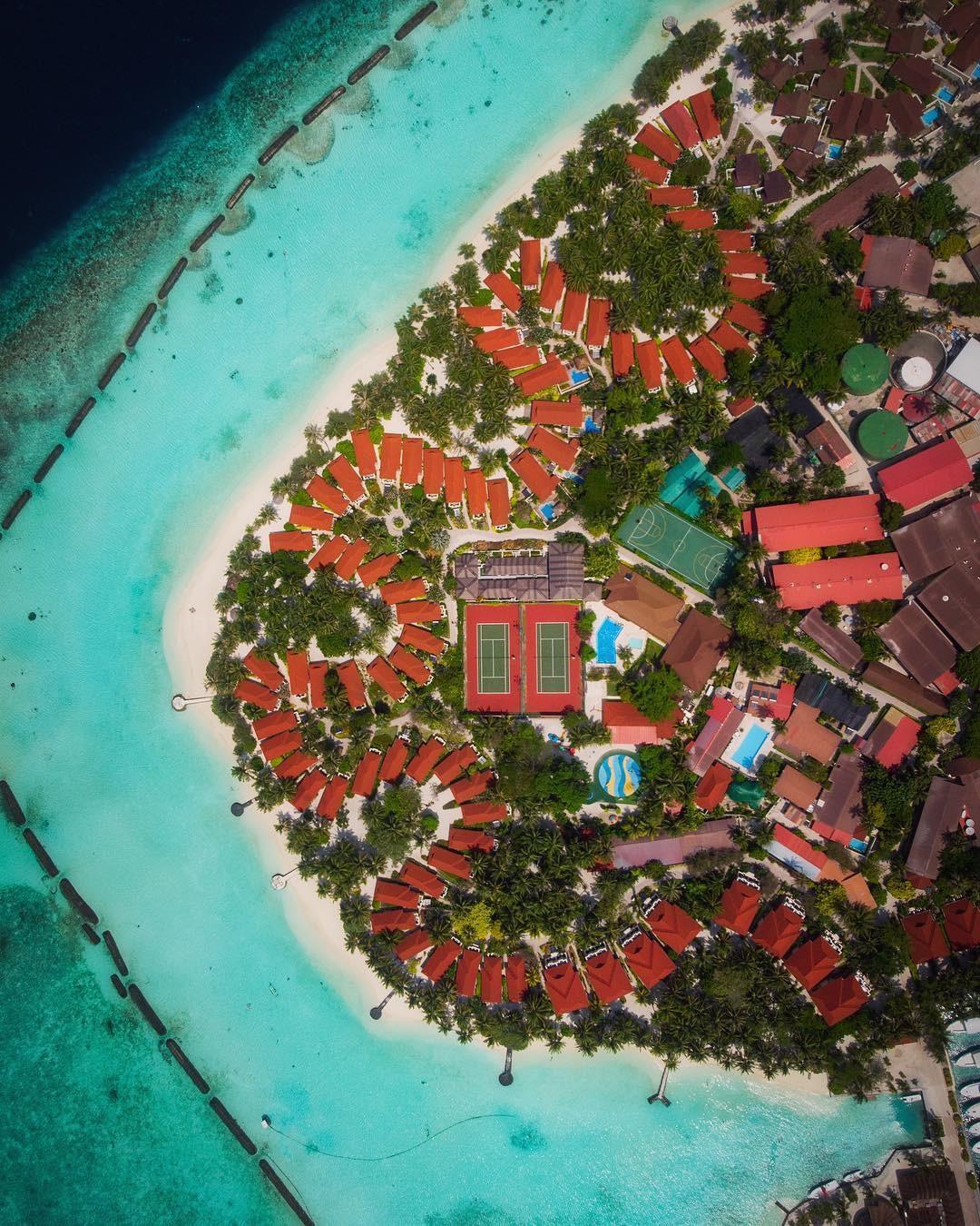 Bộ ảnh thiên đường hạ giới Maldives vừa được cô gái Việt Nam check in trông cũng rất gì và này nọ - Ảnh 6.