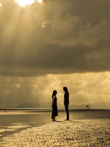Phát hiện toạ độ chụp ảnh đẹp như ngôn tình Hàn Quốc tại biển Cần Giờ